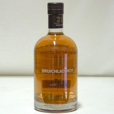 Bruichladdich 21 Year Old Sherry Cask