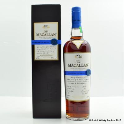 Macallan Easter Elchies 2013