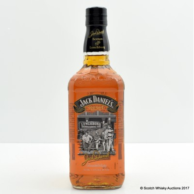 Jack Daniel's Scenes From Lynchburg No. 3 75cl