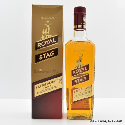 Royal Stag Barrel Select 75cl