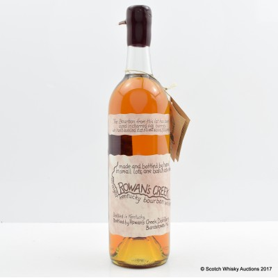 Rowan's Creek Small Batch Bourbon 75cl