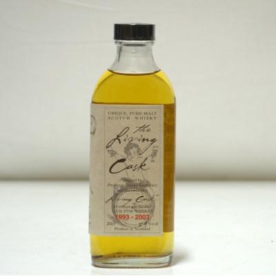 Loch Fyne Whisky Living Cask 20cl