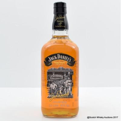 Jack Daniels Scenes Of Lynchburg No.3 1L