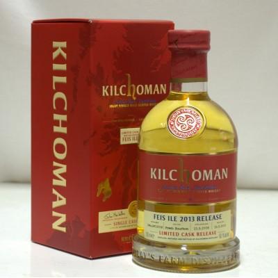 Kilchoman Feis Ile 2013