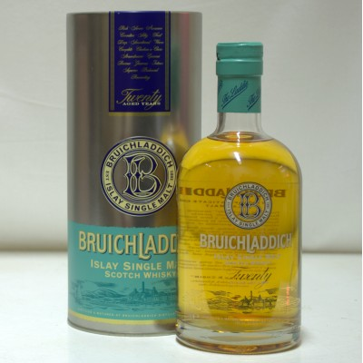 Bruichladdich 20 Year Old 1st Edition