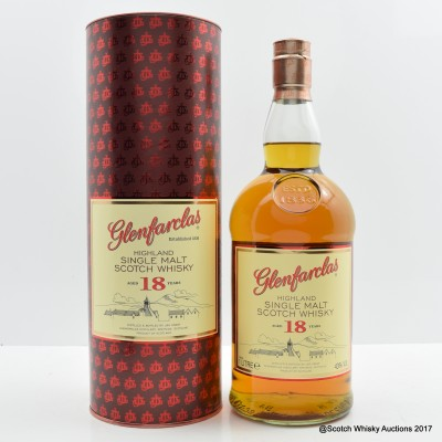 Glenfarclas 18 Year Old 1L