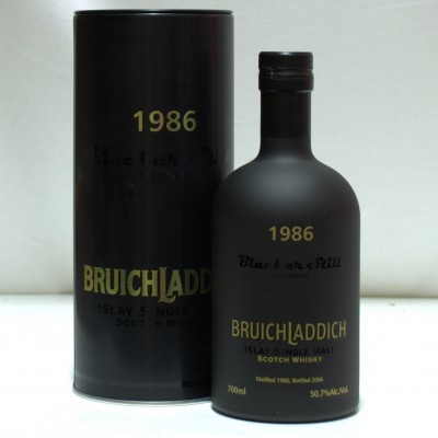 Bruichladdich 1986 Blacker Still