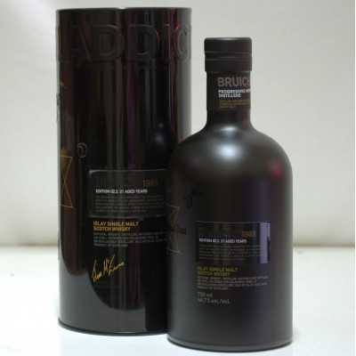 Bruichladdich Black Art Edition 02.2