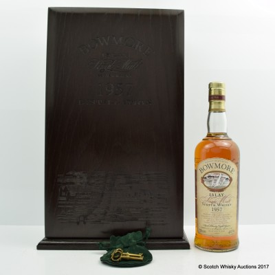 Bowmore 1957 38 Year Old