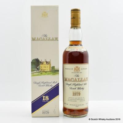 Macallan 18 Year Old 1979