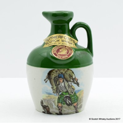 Rutherford's Ceramic Crock 20cl