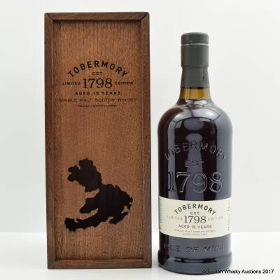 Tobermory 15 Year Old Limited Edition