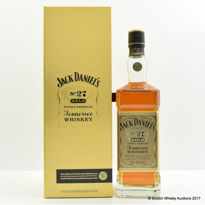Jack Daniel's No.27 Gold Double Barrelled