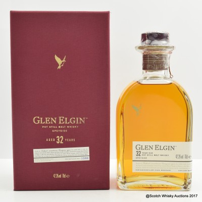 Glen Elgin 1971 32 Year Old