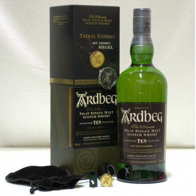 Ardbeg 10 Year Old Tribal Edition