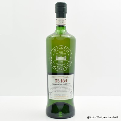 SMWS 35.164 Glen Moray 1995 20 Year Old