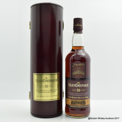 GlenDronach 33 Year Old 75cl