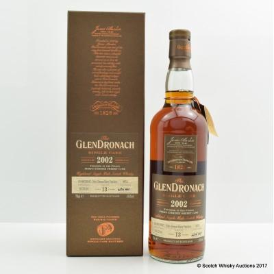 GlenDronach 2002 13 Year Old Single Cask #4651