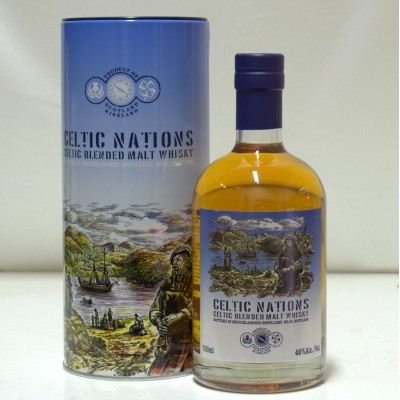 Bruichladdich Celtic Nations