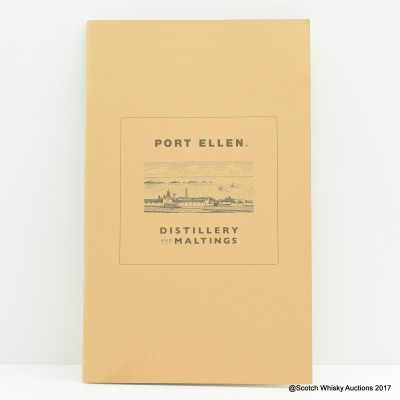 Port Ellen Distillery And Maltings by John A. Thomson