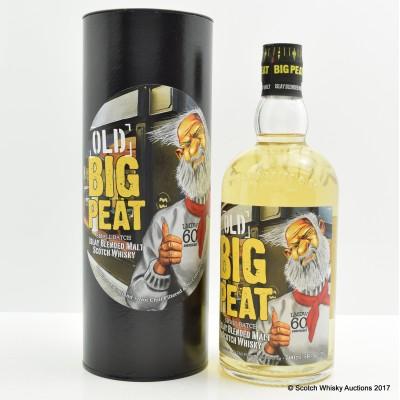 Old Big Peat La Maison Du Whisky 60th Anniversary