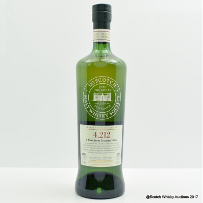 SMWS 4.212 Highland Park 1995 19 Year Old