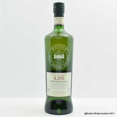 SMWS 4.205 Highland Park 2000 14 Year Old