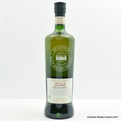 SMWS 25.62 Rosebank 1991 20 Year Old