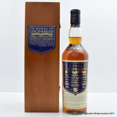 Royal Lochnagar Select Reserve