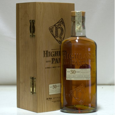 Highland Park 30 Year Old Boxed