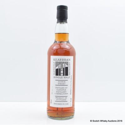 Kilkerran Distillery Bottling