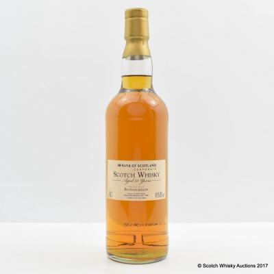 Bunnahabhain 33 Year Old Bank of Scotland Bottling