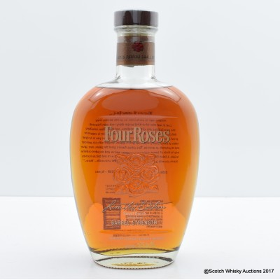 FOUR ROSES SMALL BATCH BARREL STRENGTH 2016 RELEASE