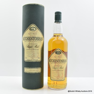 Auchentoshan Select Old Style 1L