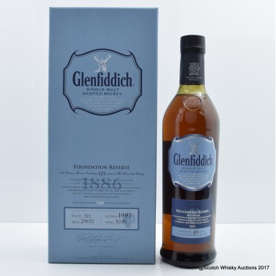 Glenfiddich Foundation Reserve