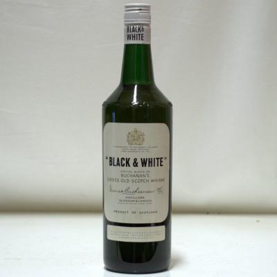 Black & White German Import