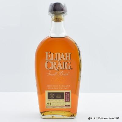 Elijah Craig Small Batch 60th Anniversary of La Maison du Whisky