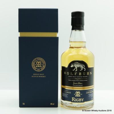 Wolfburn Single Malt Rigby Edition
