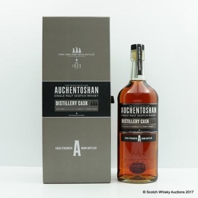 Auchentoshan Distillery Cask #196