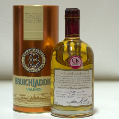 Bruichladdich Valinch Reopening