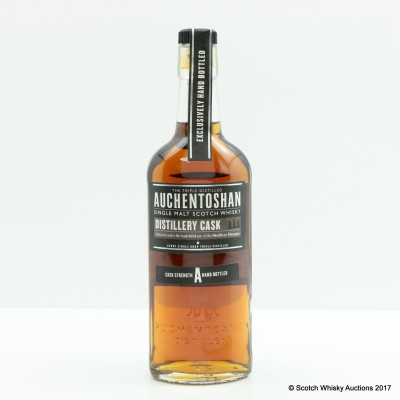 Auchentoshan Distillery Cask #133 20cl