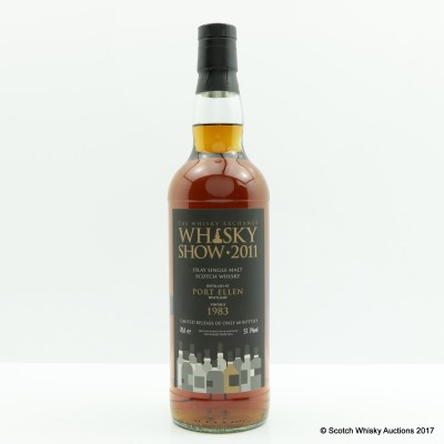 Port Ellen 1983 Whisky Show 2011