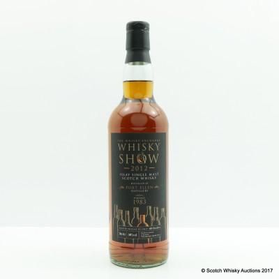 Port Ellen 1983 Whisky Show 2012