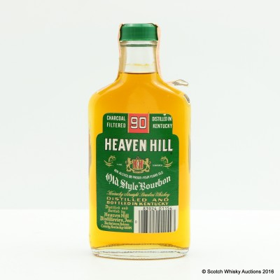 Heaven Hill 4 Year Old Old Style Bourbon 20cl