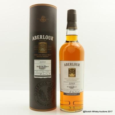Aberlour 2003 White Oak