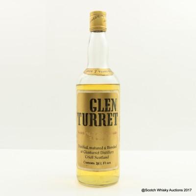 Glenturret 7 Year Old 26 2/3 Fl Ozs