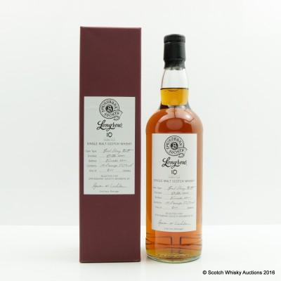 Longrow 2001 10 Year Old Springbank Society Bottling