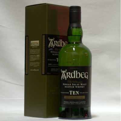 Ardbeg 10 Year Old Old Style