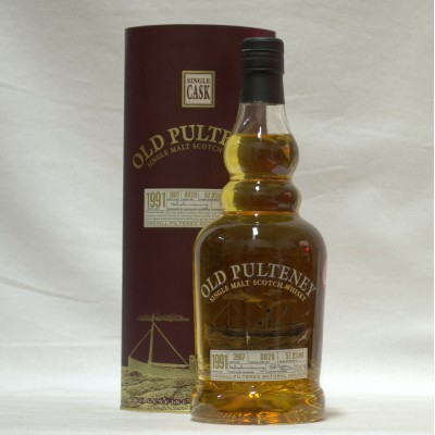 Old Pulteney 1991 Single Cask