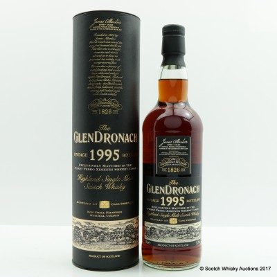 Glendronach 1995 18 Year Old